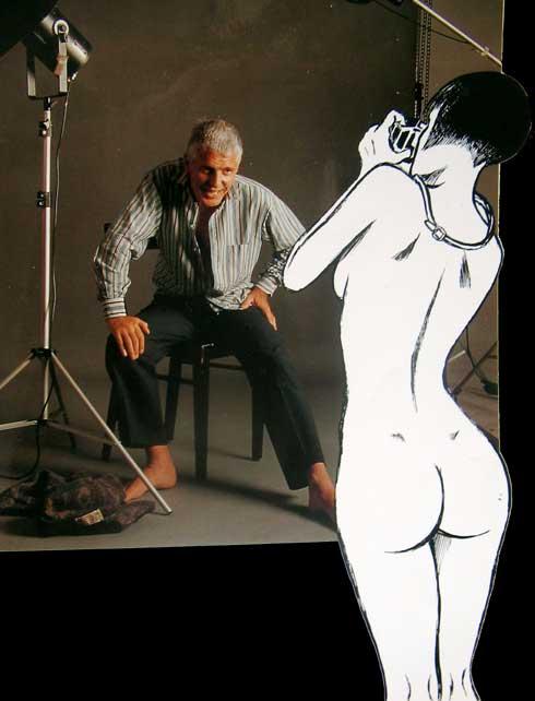 Naked girl nudists having sex
